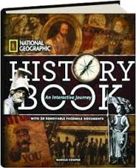History Book An Interactive Journey