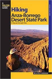 Hiking Anza Borrego Desert State Park 25 Day and Overnight Hikes