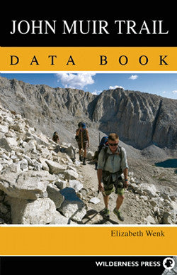 John Muir Trail - Data Book