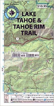 Lake Tahoe & Tahoe Rim Trail
