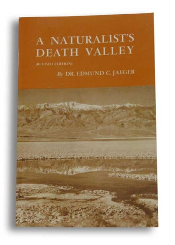 A Naturalist's Death Valley