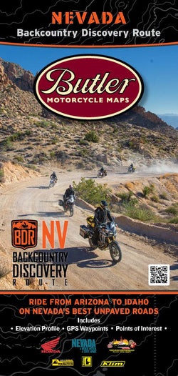Nevada - Backcountry Discovery Route