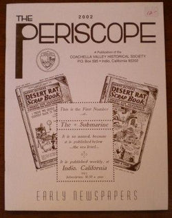 The 2002 Periscope - Early Newspapers