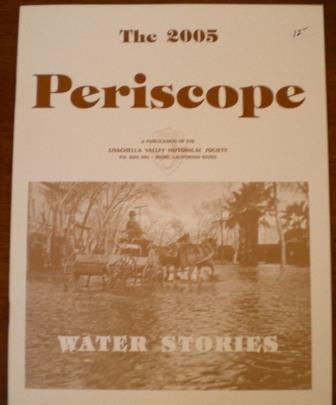 The 2005 Periscope - Water Stories