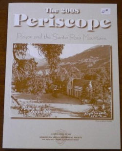 The 2008 Periscope - Pynyon and the Santa Rosa Mountains