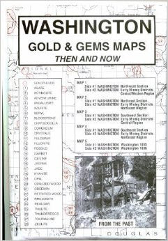 Washington Gold & Gems Maps Then and Now