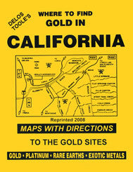 Where To Find Gold In California