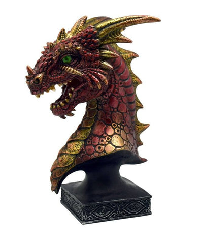 Dragon Head Figurines