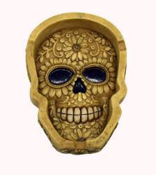 Sugar Skull Mini Ashtray
