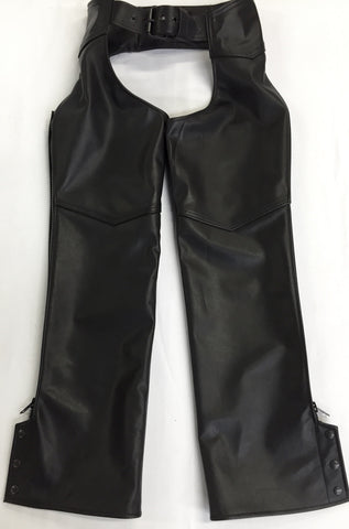 TopLine Ladies Leather Chaps