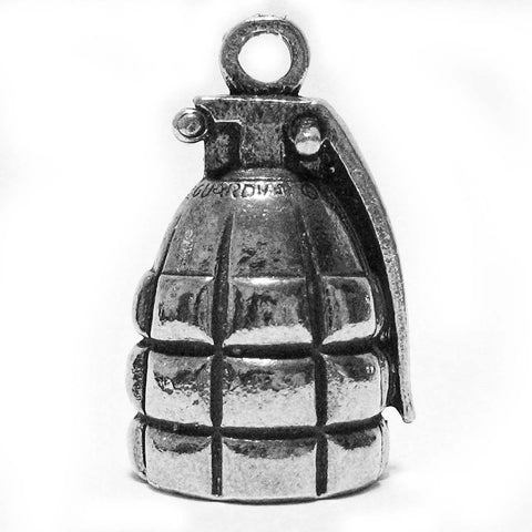 Grenade Motorcycle Guardian Bell