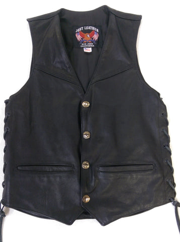 Gun Fighter Vest with side lace