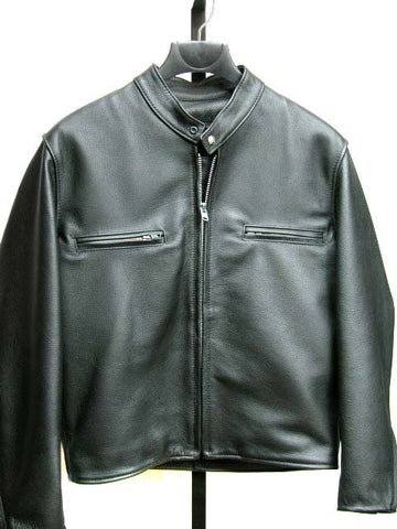 Men's Classic Flat Track Jacket with Liner