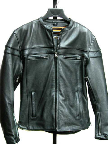Men's Sport Straight-Line Jacket with Liner