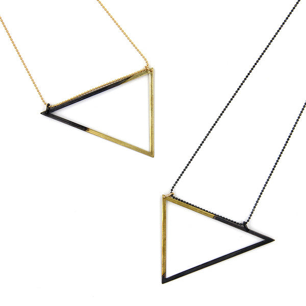 Cantilever Necklace