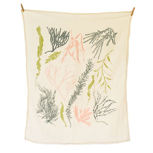 June & December - Atlantic Seaweeds Towel