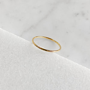 Skinny Stacking Ring