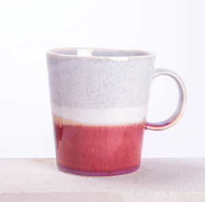 Mug in Concrete/Mauve