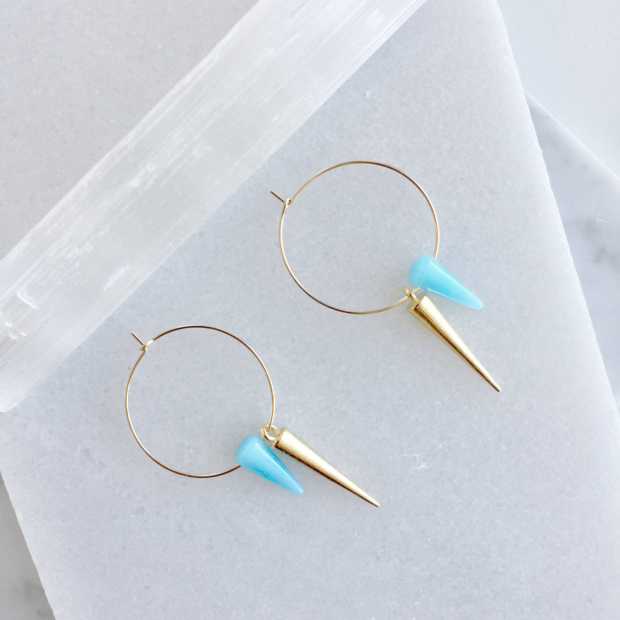 Spike n Ike Earrings