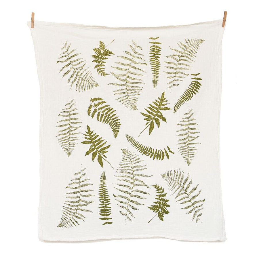June & December - Fronds Towel