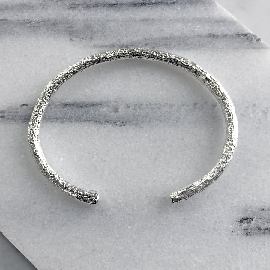 Winter Twig Cuff Bracelet