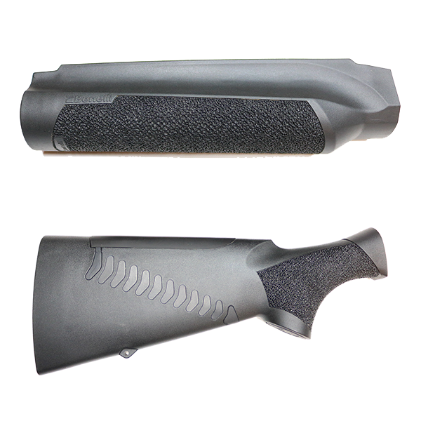 BENELLI M1/M2 STIPPLING - CUSTOMER SUPPLIED FOREARM/STOCK