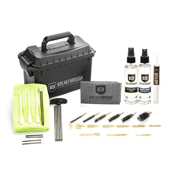 BREAKTHROUGH CLEAN UNIVERSAL AMMO CAN KIT