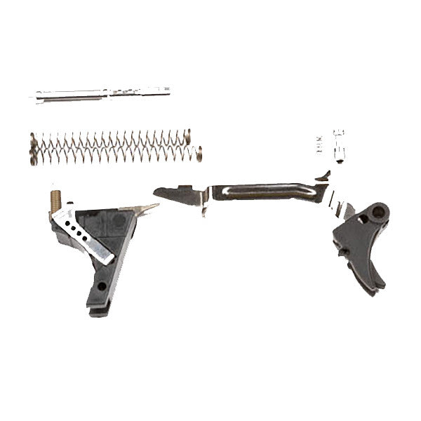ZEV Tech Adjustable Fulcrum Ultimate Trigger Kit - Black/Black - Gen 1-3 - 9MM - Tango Arms