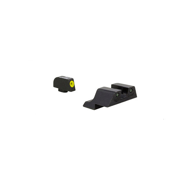 TRIJICON HD XR NS FOR GLK 9/40 YELLOW