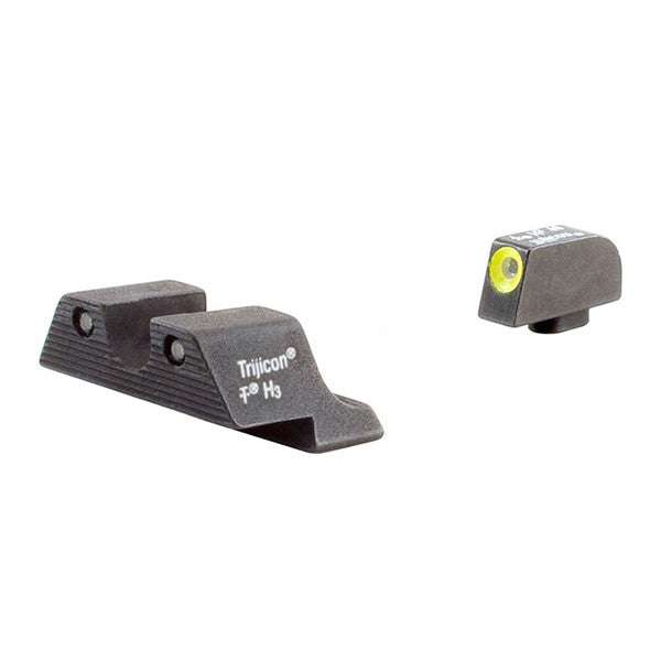 TRIJICON HD NS FOR GLK 9/40 YELLOW