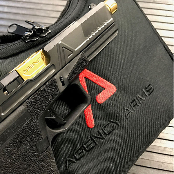 AGENCY ARMS PISTOL CASE