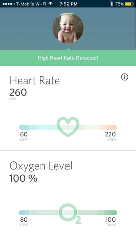 High Heart Rate & Still Happy – Owlet Baby Care US