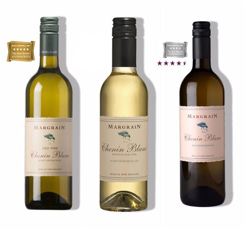 Margrain Chenin Blanc Triple Pack