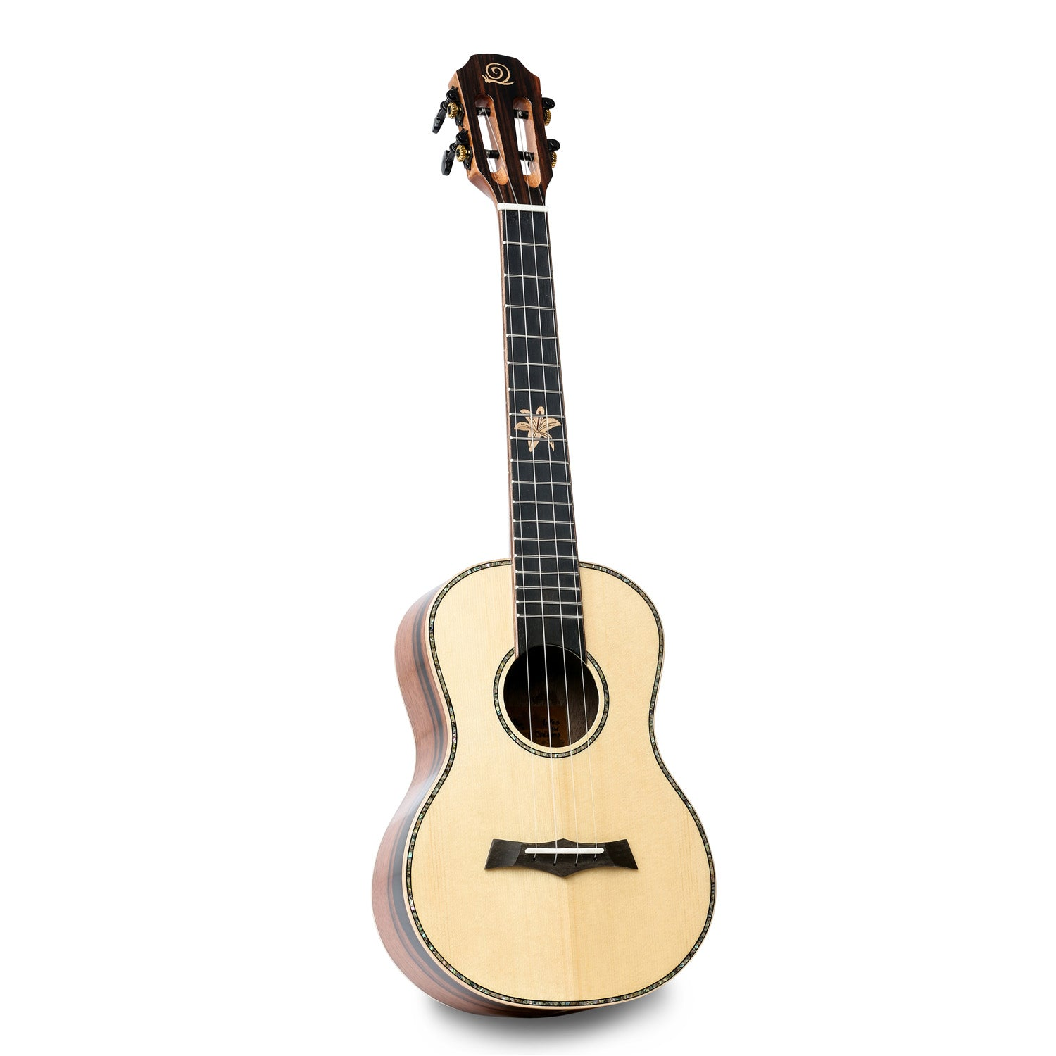 Snail BHC-5T Solid Spruce Top Tenor Ukulele - Freebirdmusic
