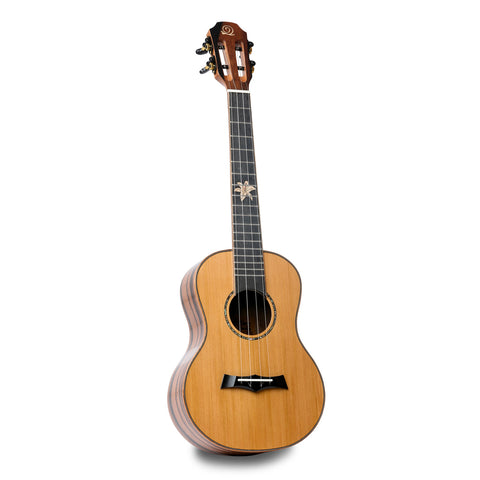 Snail BHC-6T Solid Cedar Top Tenor Ukulele inc Free gigbag - Freebirdmusic
