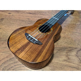 Freebird MM-80 All Solid Koa Concert Ukulele inc Mr Mai Hard Case - Freebirdmusic