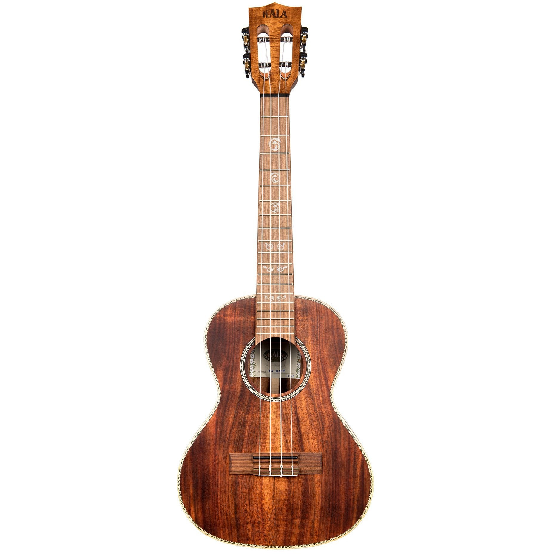 Kala KA-SA-T All Solid Acacia Tenor Ukulele - Freebirdmusic