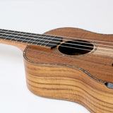 Snail SR-05TE Solid Top Acacia Bevelled Edge Tenor Ukulele - Freebirdmusic