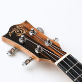 Snail SUT-M3 All solid Mahogany Tenor Ukulele - Freebirdmusic