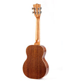 VTAB TSX-T15 Solid Spruce Top Gloss Tenor Ukulele - Freebirdmusic