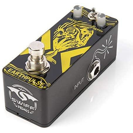 SWIFF AP02 Earth pulse Tremolo Guitar Pedal - Freebirdmusic
