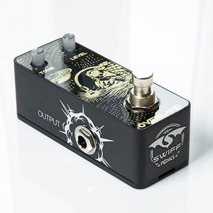 Swiff Overland Overdrive Guitar Pedal - Freebirdmusic