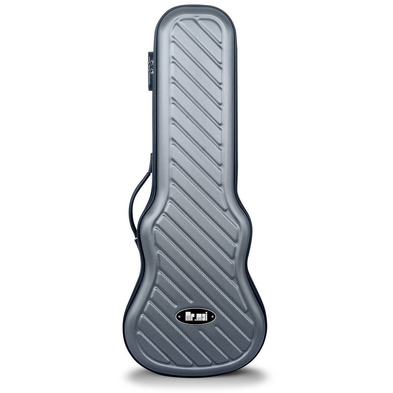 Mr Mai Grey Ukulele Hard Case - Freebirdmusic