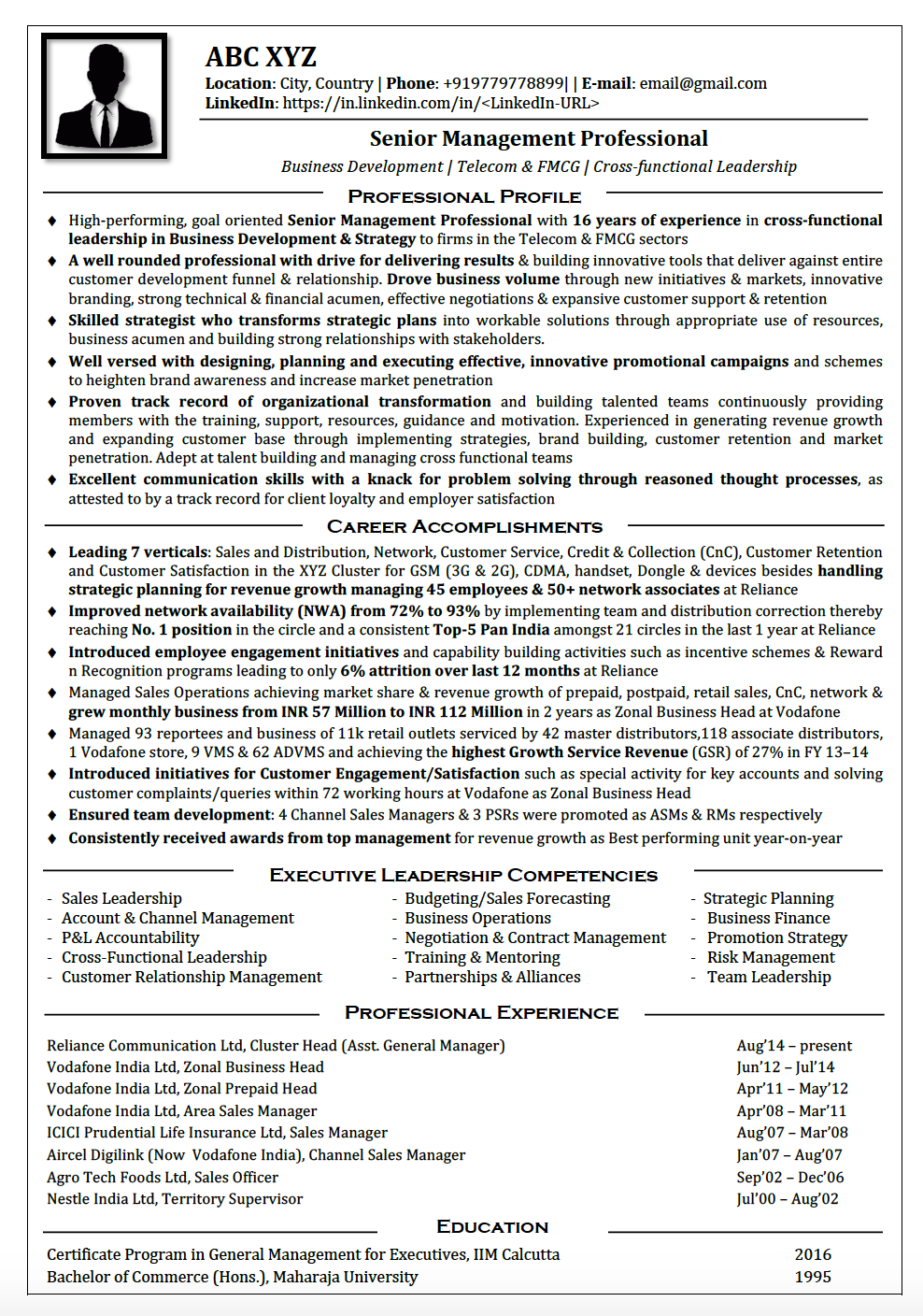 Nice Resume Of Iim Students Component - Examples Professional Resume ...