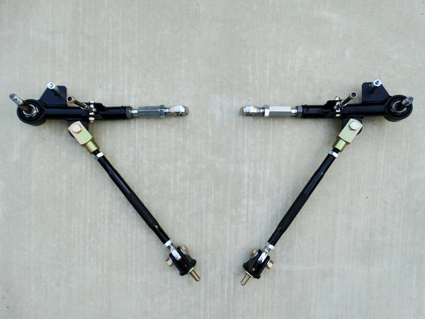 1962-1965 Falcon / 1965-1966 Mustang Strut Arms (one pair), SA-1001