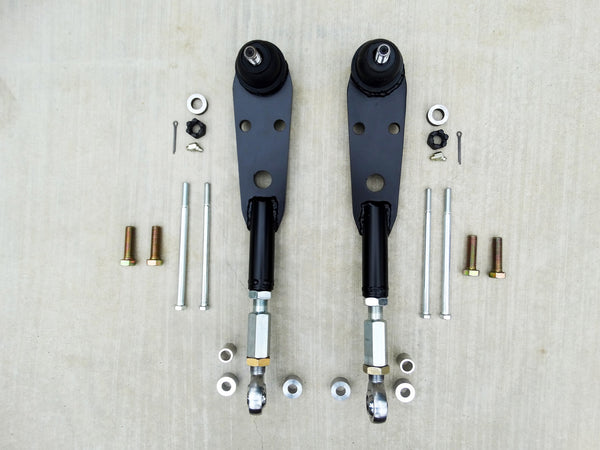 1971-1973 Mustang Heavy Duty Adjustable Lower Control Arms (one pair), LCA-1002