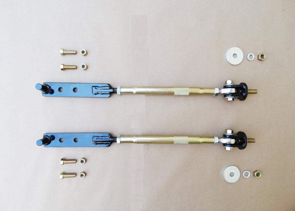 62-65 Falcon/Comet and 65/66 Mustang Adjustable Strut Rods (one pair), SR-1001