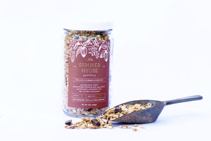 Salted Chocolate Granola