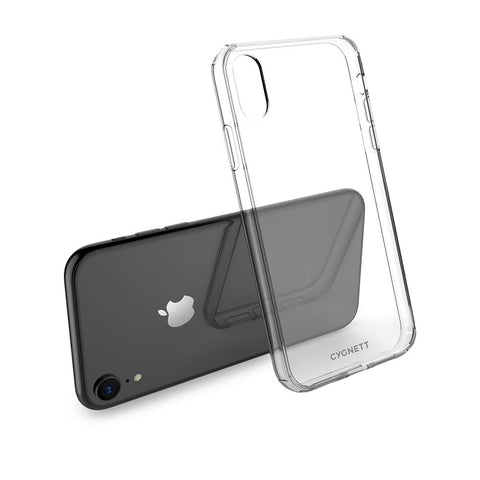 iPhone XR Slim Protective Case in Crystal - Cygnett (AU)