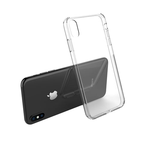 iPhone Xs & X Slim Protective Case in Crystal - Cygnett (AU)